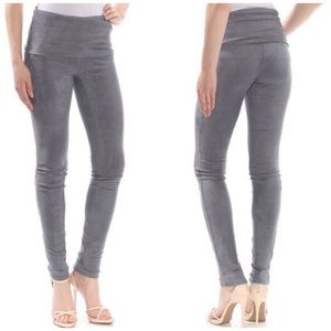 Free People Khordney grey skinny Legging pants xs